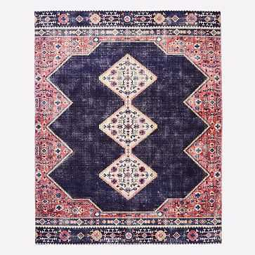 Ruby Rug, 5'x8', Multi - West Elm