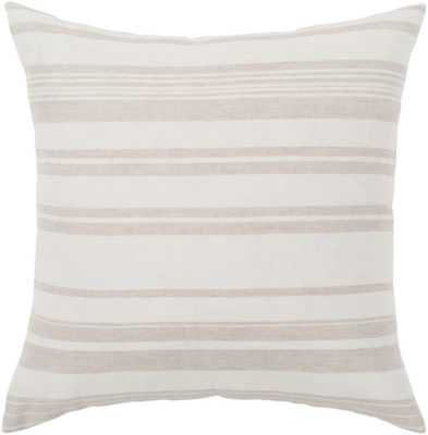 "Baris - BIS-001 - 20"" x 20"" - pillow cover only - Neva Home"