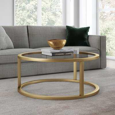 Lockesburg Coffee Table - Wayfair