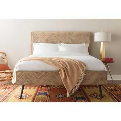 Keziah Platform Bed - AllModern