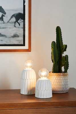 Umie Accent Lamp By Anthropologie in Beige Size L - Anthropologie