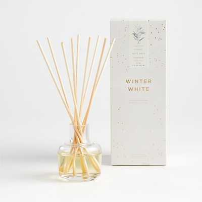 ILLUME ® Winter White Reed Diffuser - Crate and Barrel