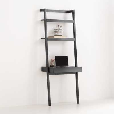 Sawyer Black Desk - Crate and Barrel