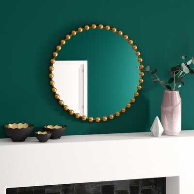 Marlowe Modern & Contemporary Accent Mirror - Wayfair