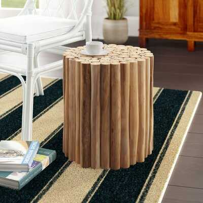 Naya Solid Wood End Table - Wayfair
