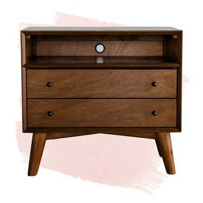 Parocela Large 2 Drawer Nightstand - Wayfair