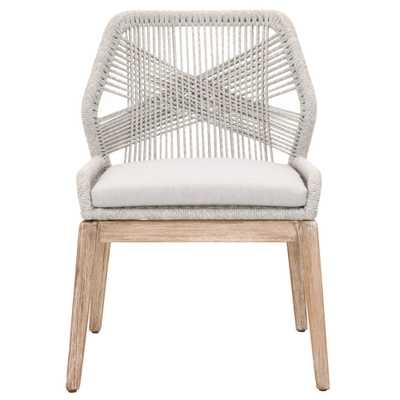 Loom Dining Chair, Set of 2 - Alder House