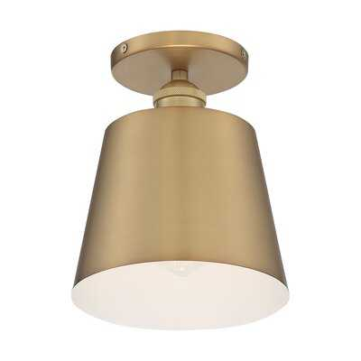 Annette 1 - Light Semi Flush Mount - AllModern