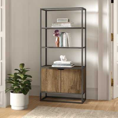 Aliso Etagere Bookcase - Wayfair