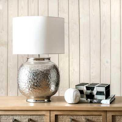 "Mystic 23"" Iron Table Lamp - Loom 23"