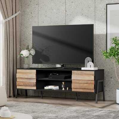 "Amanpreet TV Stand for TVs up to 70"" - Wayfair"