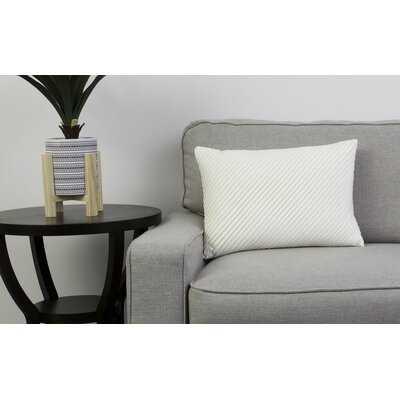 Louth Velvet Lumbar Pillow - Wayfair