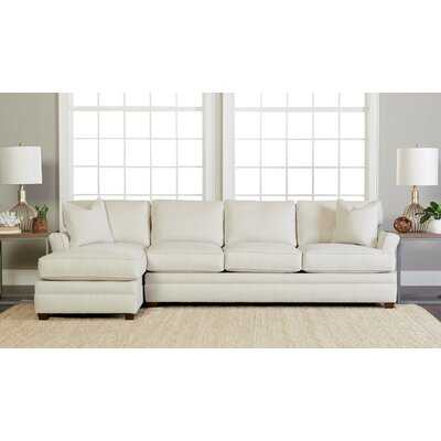 "Holmsten 117"" Sectional - Wayfair"