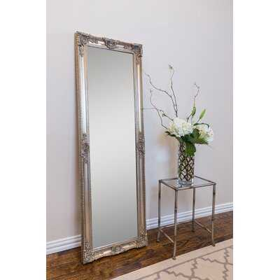Traditional Beveled Full Length Mirror - Birch Lane