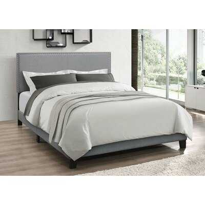 Draven Upholstered Standard Bed - Wayfair