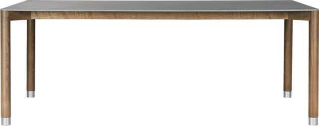 Radius Ceramic Table - CB2
