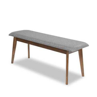 Maud Upholstered Bench - Wayfair