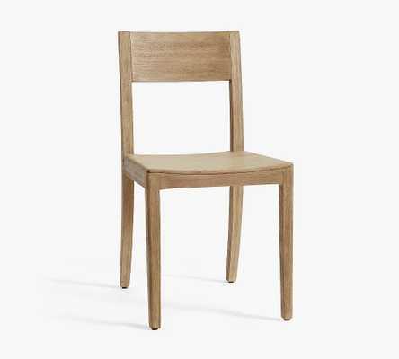 Laney Dining Chair, Seadrift - Pottery Barn