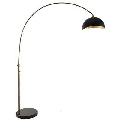 "Luna Bella 92"" Arched Floor Lamp - AllModern"