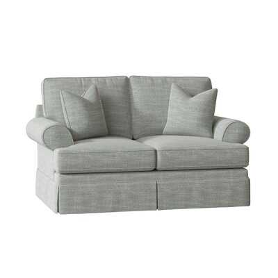 "Negley 68"" Flared Arm Love Seat Conversation Capri - Wayfair"