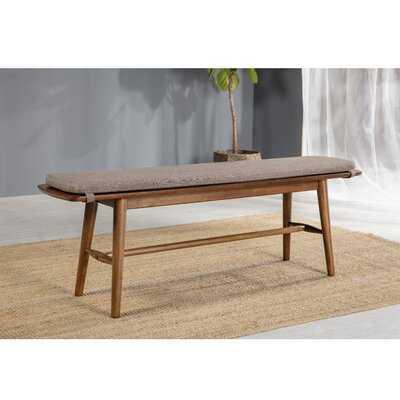 Mayers Solid Wood Bench - Wayfair