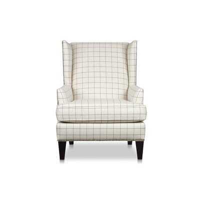 """Helladius 23"""" Wingback Chair - Wayfair"""