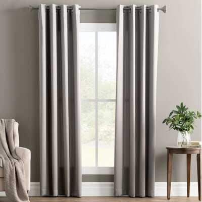 Wayfair Basics Solid Room Darkening Grommet Curtain Panel - Birch Lane