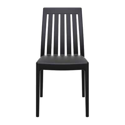 Mcgregor Stacking Patio Dining Side Chair (Set of 2) - AllModern