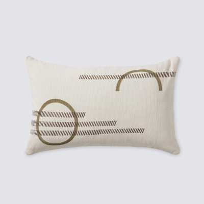 Jantar Lumbar Pillow By The Citizenry - The Citizenry