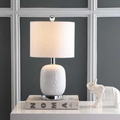 Tucana Table Lamp - White - Arlo Home - Arlo Home