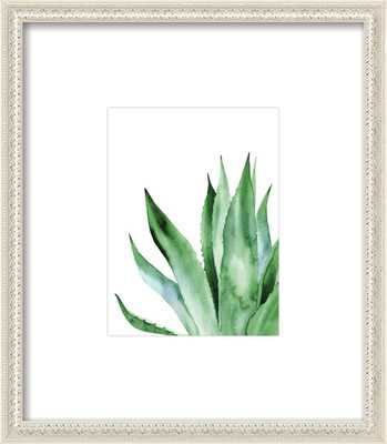 Agave leaves by Ann Solo for Artfully Walls - Artfully Walls