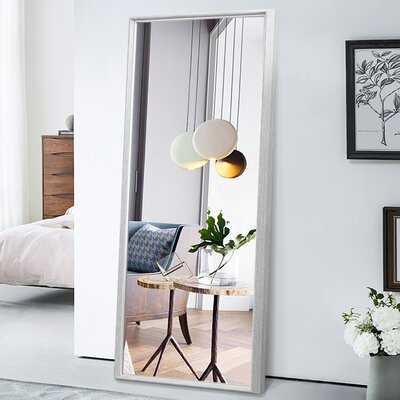 McKail Modern and Contemporary Beveled Venetian Full Length Mirror - Wayfair