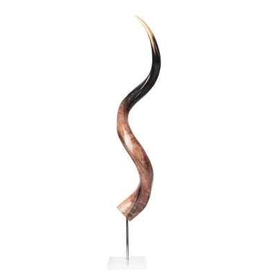 Ngala Trading Co. African Kudu Horn - Perigold