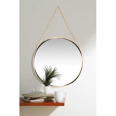 Raquel Accent Mirror - Wayfair