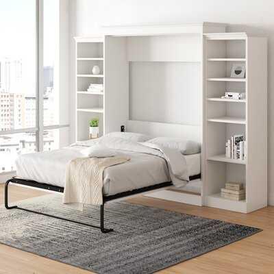 Storage Murphy Bed - Wayfair