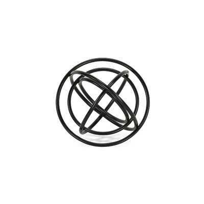 Akxel Metal Cosmic Table Orb - Wayfair