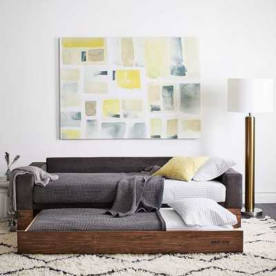 Springhill Suites Trundle Sofa - West Elm