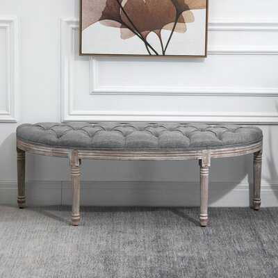 Blairstown Upholstered Bench - Wayfair