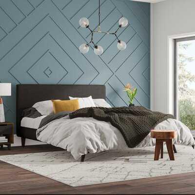 Astra Upholstered Platform Bed - Wayfair