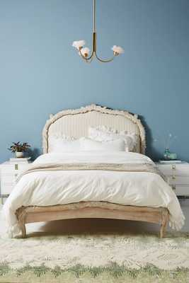 Handcarved Menagerie Bed - Anthropologie