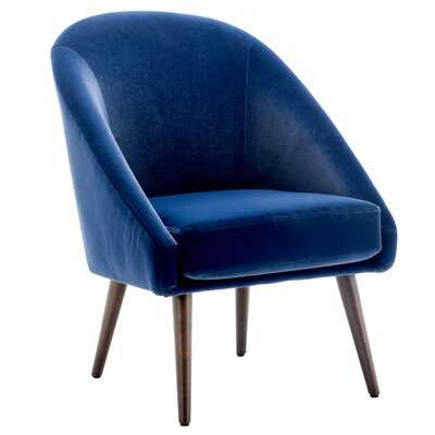 "Velia 23.6"" Modern Barrel Chair - Wayfair"