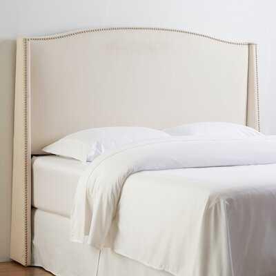 Upholstered Wingback Headboard - Birch Lane