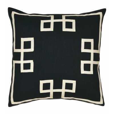 Eastern Accents Inès Greek Key Throw Pillow - Perigold