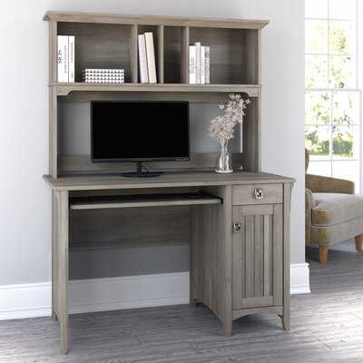Salina Desk with Hutch - Wayfair