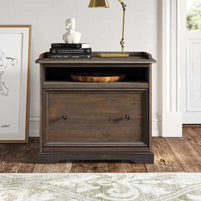 Chloe 1-Drawer Lateral Filing Cabinet - Wayfair