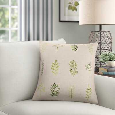 Rochdale Grass Throw Pillow - Birch Lane