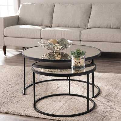 Downham 2 Piece Coffee Table Set - Wayfair