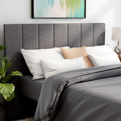 Windrim Upholstered Panel Headboard - Wayfair
