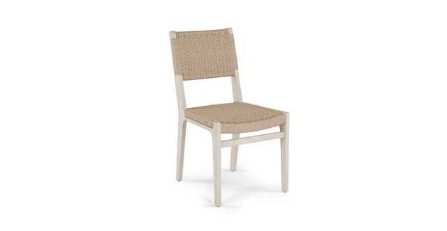 Lark Brushed Taupe Dining Chair, Set of 2 - Article