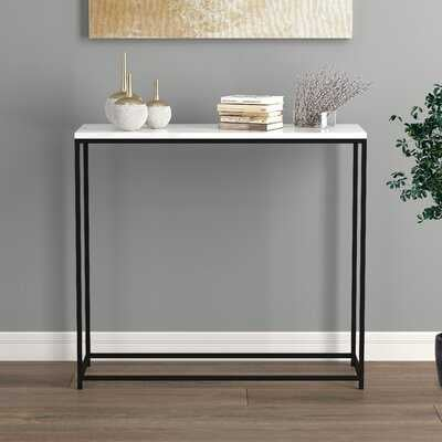 "Jord 31"" Console Table - Wayfair"